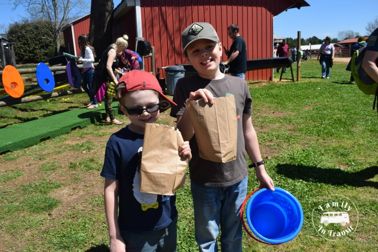 Patterson Farm Easter Event