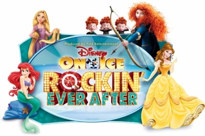 disney on ice, california