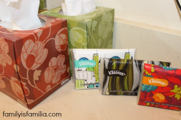 Stylish Kleenex for your home