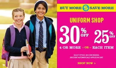 Children's Place School Uniforms-familyisfamilia