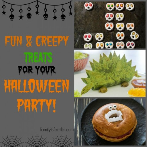 FamilyFun's Treats for Halloween - FamilyisFamilia
