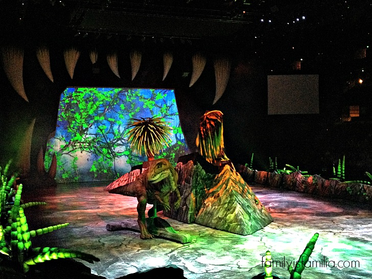 Should I Take My Kids to See Walking with Dinosaurs? • Family is