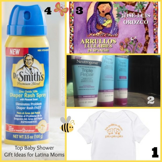 Top Baby Shower Gift Ideas for Latina Moms