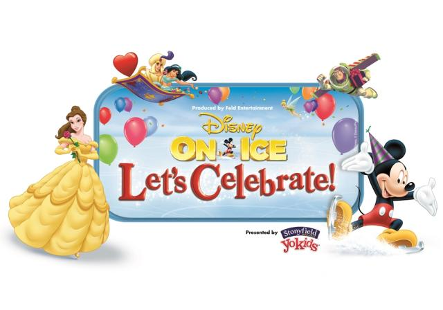 Let's Celebrate with Disney on Ice in SoCal!