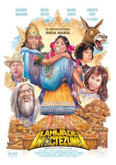 La India Maria's Last Movie: La Hija de Moctezuma