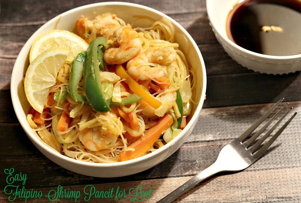 easy-filipino-shrimp-pancit-for-lent