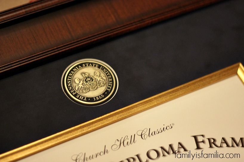 The Perfect Graduation Gift Idea: A Diploma Frame