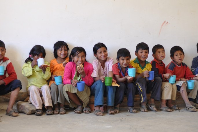 Childhood Hunger in Bolivia