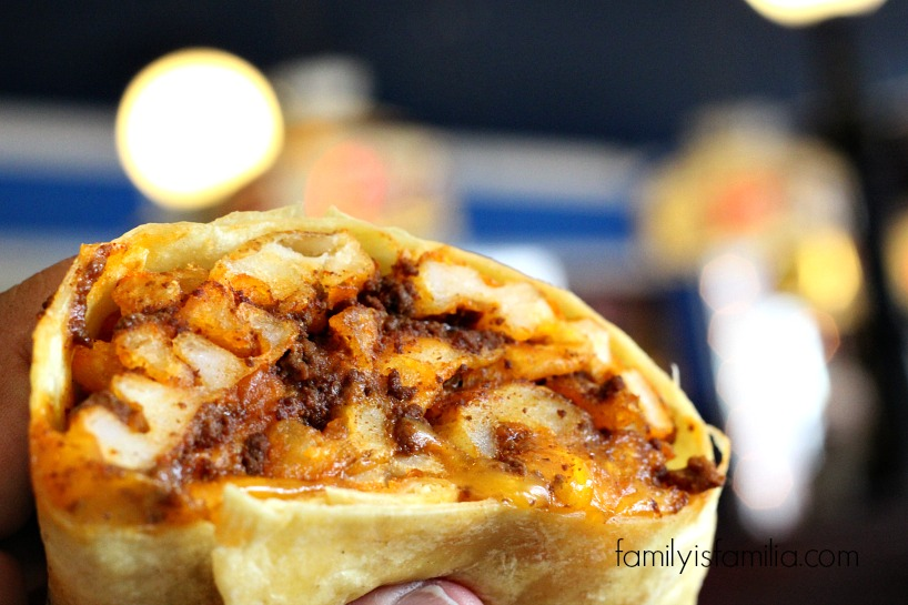 Get Burrito'd at Farrell's for Cinco de Mayo