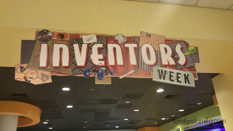 Inventors Week at Discovery Cube OC!