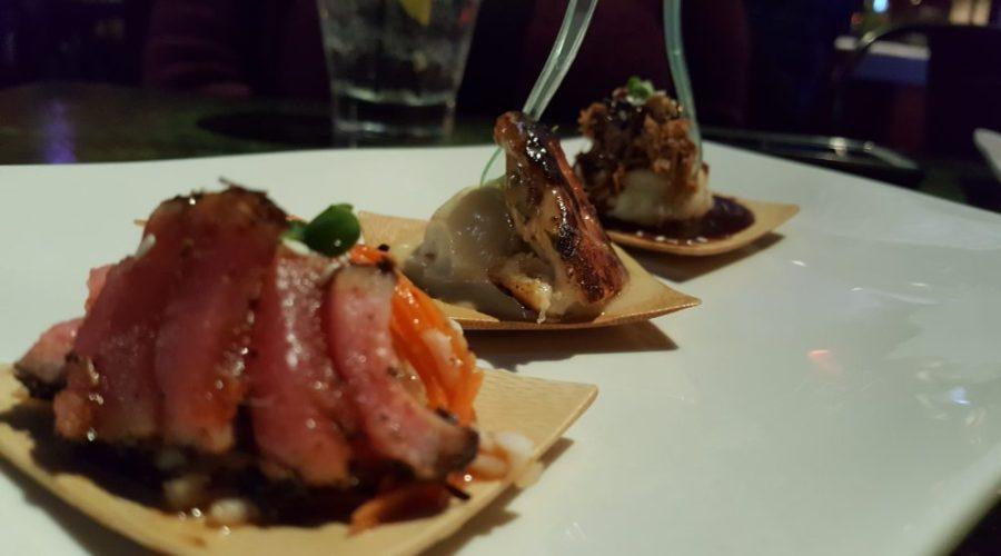 Date Night: Umami Burger & Irvine Improv