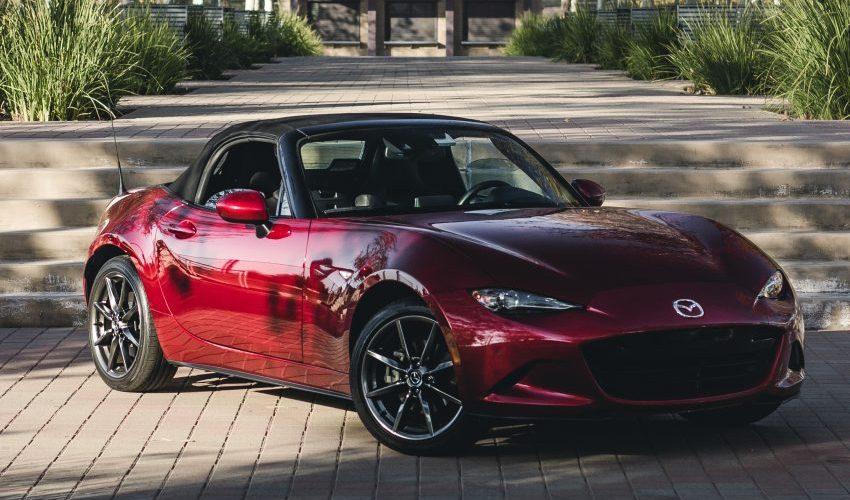 The Perfect Weekend Car: Mazda MX-5 Miata