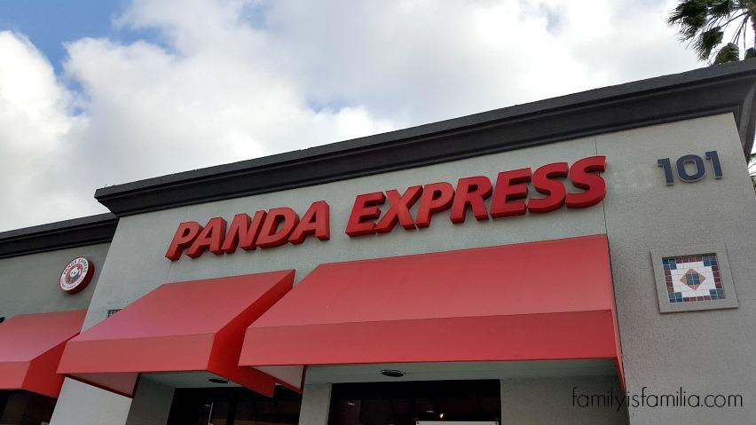Yummy Perfection: Five Flavor Shrimp at Panda Express