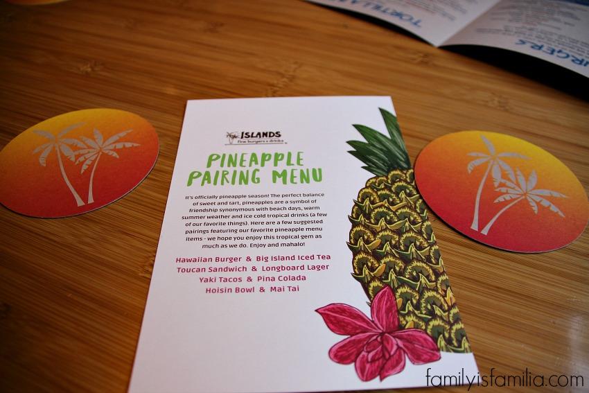 Delicious Pineapple Season at Islands Restaurants #pineappleparadise