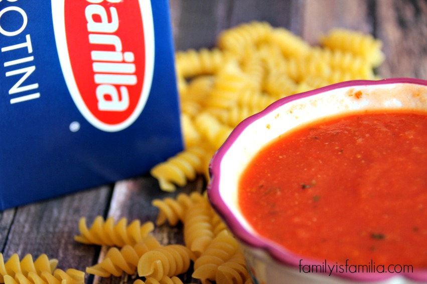 Super Easy 3 Ingredient Barilla Pasta Meal!