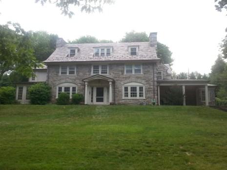 Goodbye Merion mansion