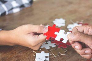 The divorce puzzle