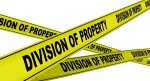 Property division in divorce