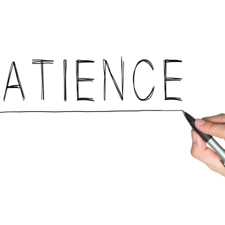 Patience in family law and divorce