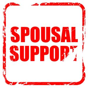 Spousal maintenance in divorce