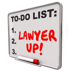 Hire a family law attorney before signing settlement documents