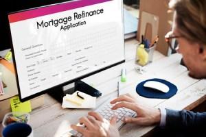 Refinance after divorce