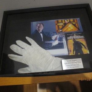 Celebrity Props and Autographs