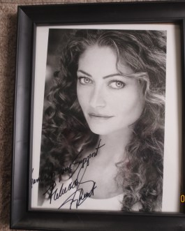 Authentic Autographed Signed 8×10 photo Movie star Rebecca Gayheart