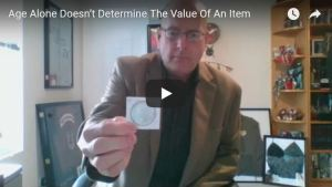 Age Alone Doesn't Determine The Value Of An Item