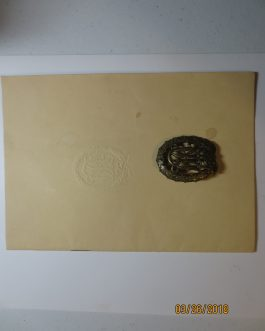 "Original Nazi German ORIGINAL Bronze NAZI ""SA"" DRL Sports Badge with original booklet"
