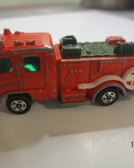 Vintage Tomica Condor Chemical Fire Engine Nice condition