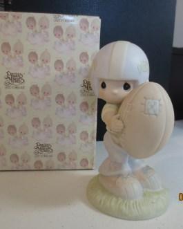 Vintage in box Precious Moments figurine #100188 I'm a possibility 1986