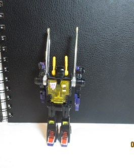 Kickback – Transformers G1 Insecticon Figure – Takara Hasbro 1985 – Decepticon