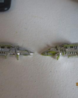 Original 1987 Transformers Slugfest Cannon Blaster parts