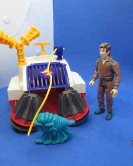 Ghost Sweeper 100% Complete The Real Ghostbusters 1990 Kenner Action Figure + Peter
