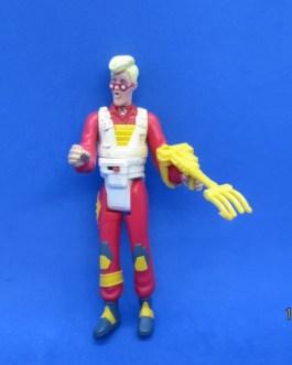 Real Ghostbusters 1988 Screaming Heroes Egon Spengler figure