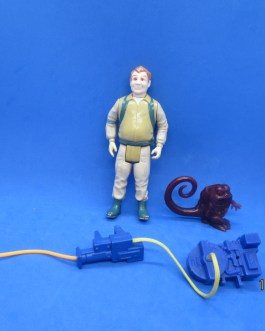 Real Ghostbusters complete 1984 Ray Stantz figure nice