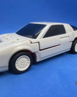 1986 Vintage Hasbro G1 Transformers Runamuck Action Figure nice condition