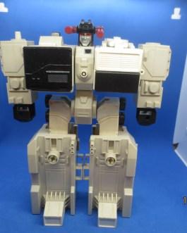 Vintage 1985 G1 Transformers Megaplex Action Figure/Base by Hasbro
