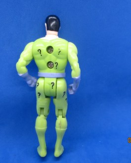 Vintage – DC SUPER HEROES – The Riddler – Action Figure – 1989 – ToyBiz