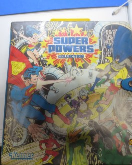 1984 KENNER DC SUPER POWERS COLLECTION ACTION FIGURE CASE VOLUME 1 b