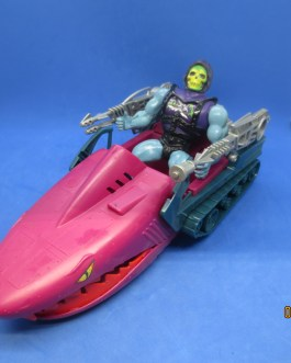 MOTU Masters of the Universe Battle Armor skeletor & Landshark