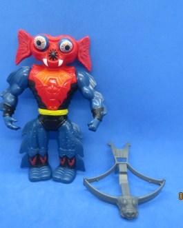 Mantenna vintage MOTU Action Figure Mattel 1984 COMPLETE he-man Universe