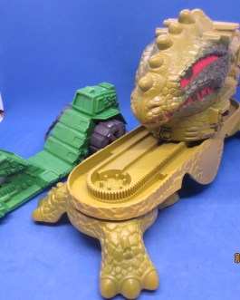 MOTU 1983 Dragon Walker Complete Mattel with road ripper