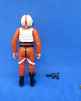 1978 Vintage Star Wars Luke Skywalker X-Wing Pilot * Complete * 3 Line COO