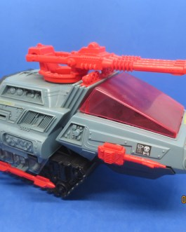 HISS II 1989 Vintage GI Joe Cobra Action Figure Vehicle w blueprints