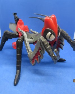Mantisaur MOTU Vintage He Man Masters of the Universe 100% Complete with Gun
