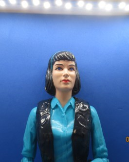 Custom Vintage 1960's Marx JANE WEST Best Of The West Cowgirl Action Figure