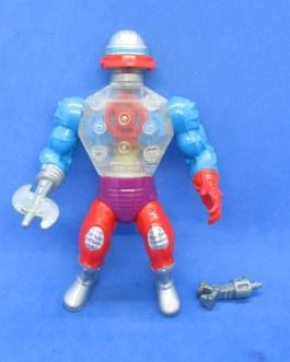 Vintage 1984 Mattel Roboto He-Man Figure Masters Of Universe MOTU