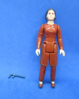 Vintage Star Wars Princess Leia Bespin Gown Action Figure 1980 Kenner
